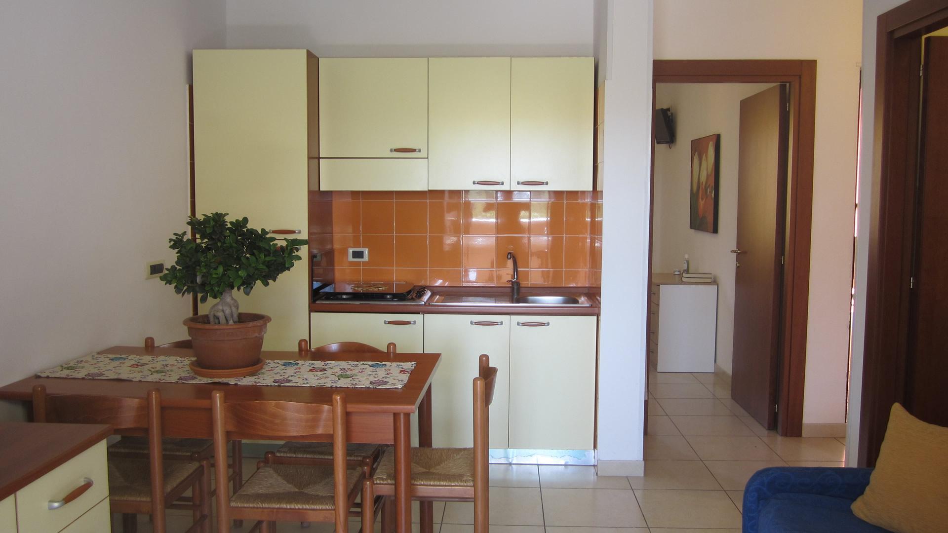 Residence Marina di Carlino Tourist